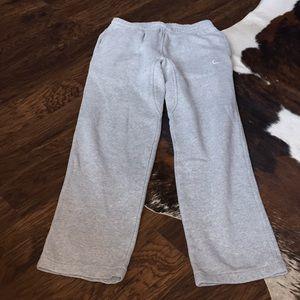 Nike drawstring sweatpants men's Size S